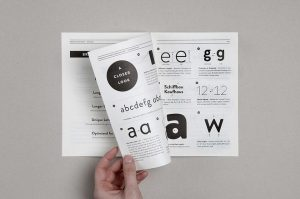 Брандън Гротеск шрифт | Brandon Grotesque font - Metodiev Design.
