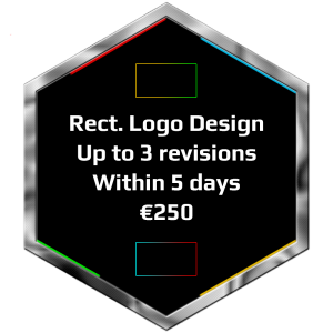 Logo Design - Rectangle - Metodiev Design