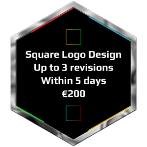 Logo Design - Square - Metodiev Design