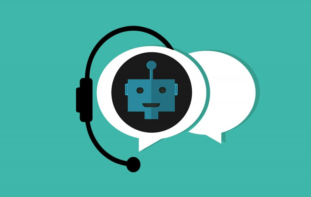 говори ми чат бот | A chat bot that's talking - Metodiev Design