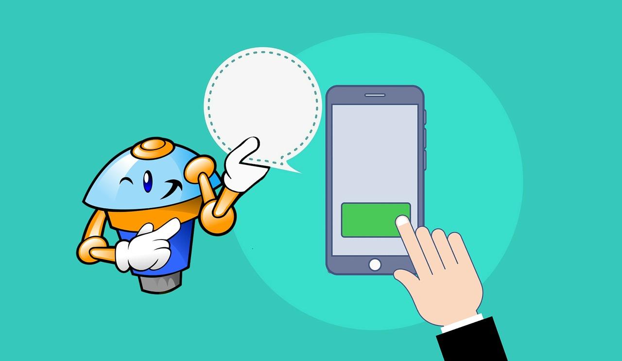 Заглавно изображение за чат бот | Featured image about chatbots - Metodiev Design