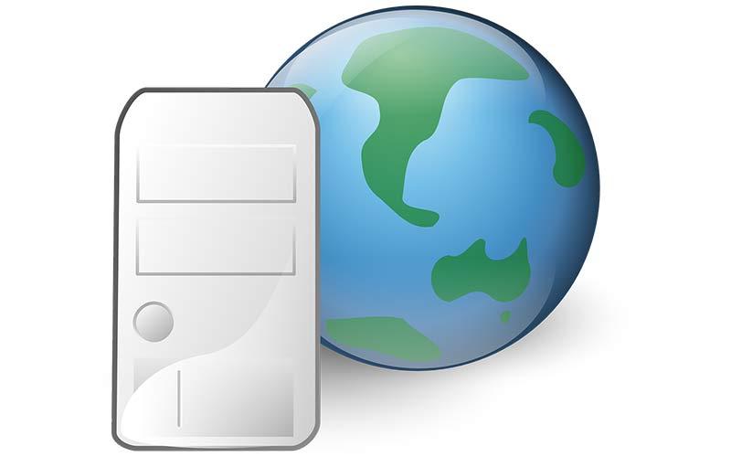 хостинг - сървър и целият свят | hosting - one server and the whole world